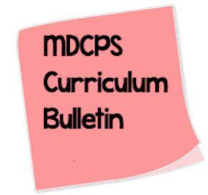 MDCPS Curriculum